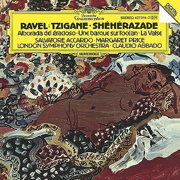 Ravel: tzigane shéhérazade: margaret price, salvatore accardo.
