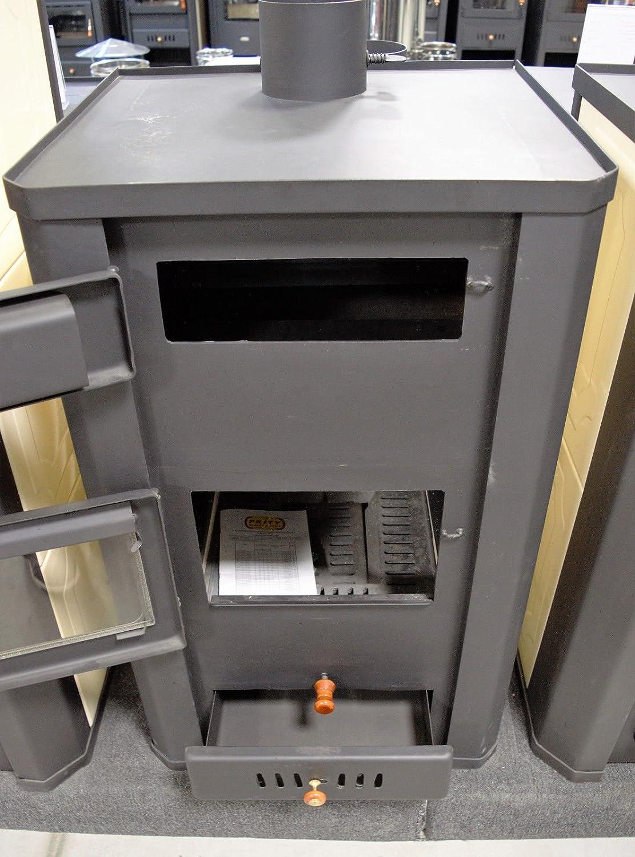 Calentador de agua para estufa chimenea Multifuel quemador de leña Prity s3 W21: Amazon.es: Bricolaje y herramientas