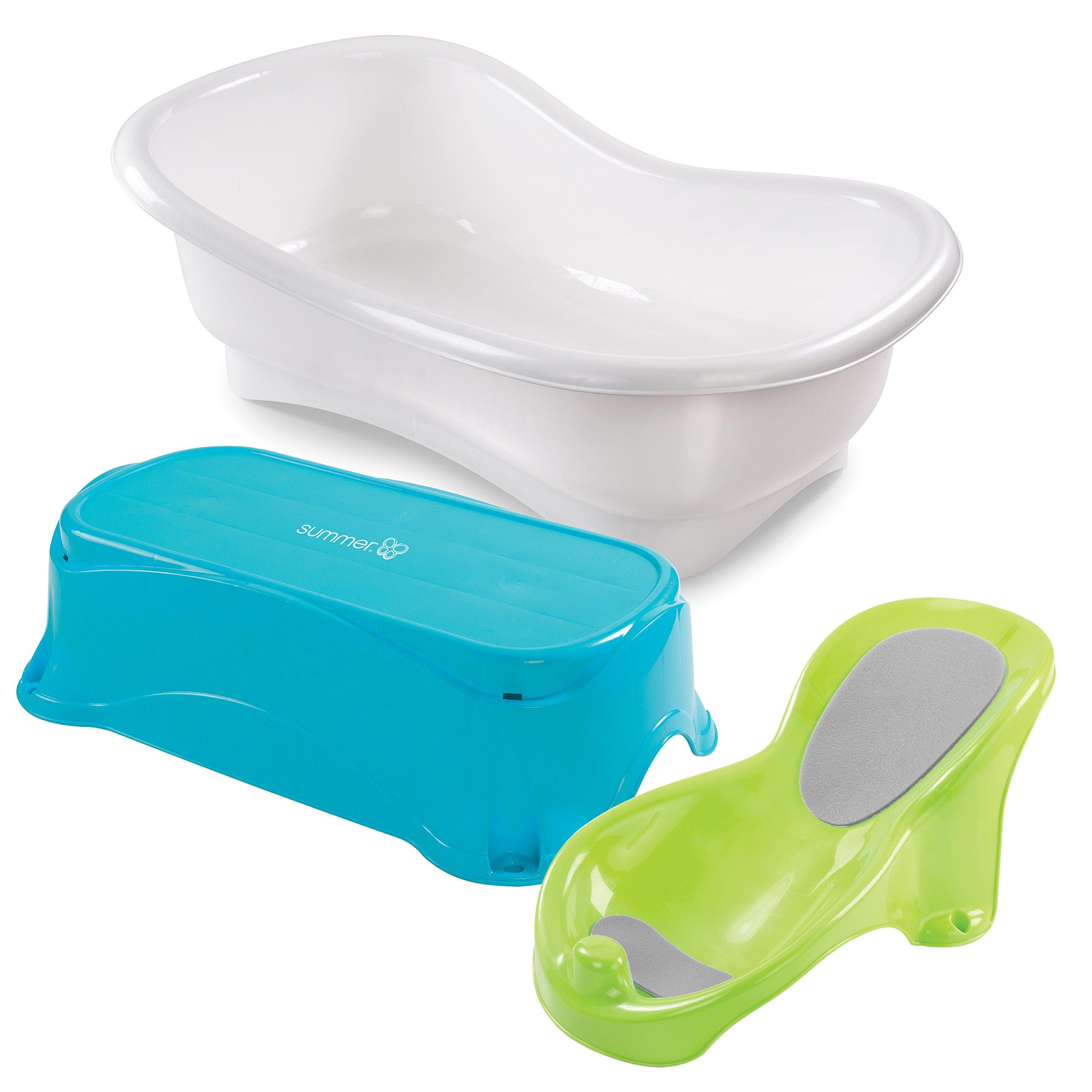 Summer Infant Comfort Height Bath Tub | eBay