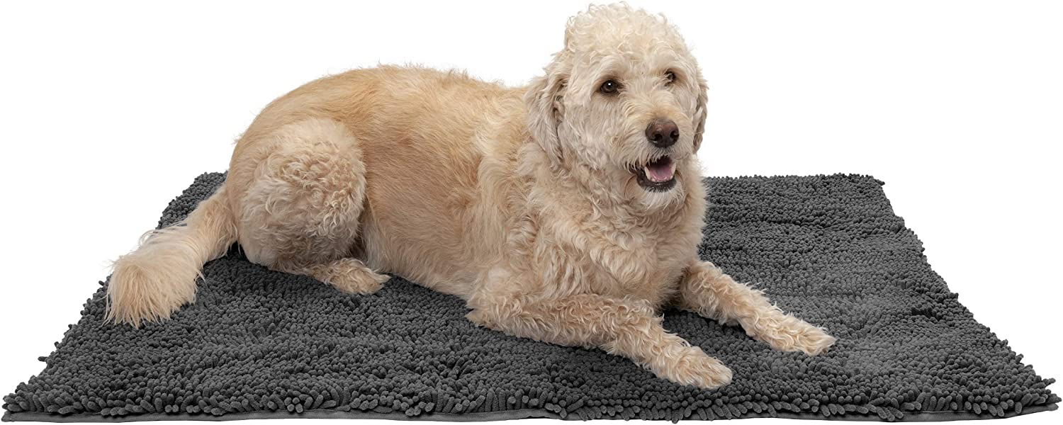 Furhaven Pet - ThermaNAP Self-Warming Quilted Cat Bed Pad, Self-Warming Quilted Blanket Mat, Waterproof-Lined Thermal Dog Blanket, and More for Dogs and Cats - Multiple Styles, Sizes, and Colors