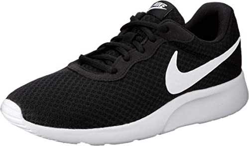 hot sale outlet online official Amazon.com | NIKE Men's Tanjun Sneakers, Breathable Textile Uppers ...