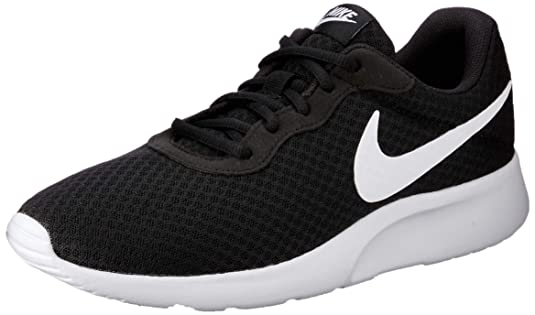 4f3923d609 Amazon.com | NIKE Men's Tanjun Sneakers, Breathable Textile Uppers and  Comfortable Lightweight Cushioning | Road Running
