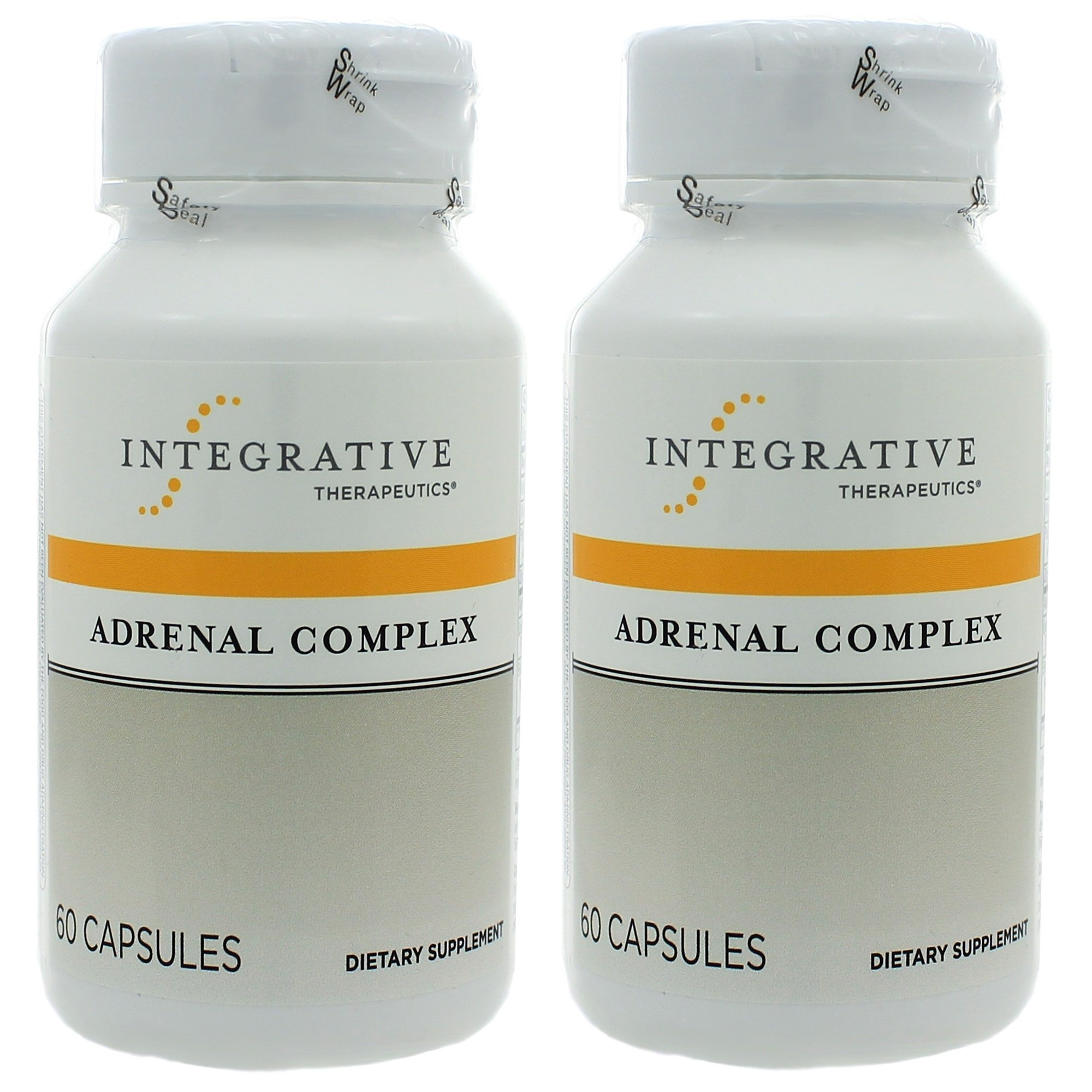 Adrenal Complex by Integrative Therapeutics - 60 capsules – Discount 2 pack (120 caps)