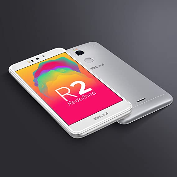 Amazon.com: BLU R2 LTE R0170WW 16GB Unlocked GSM 4G LTE Phone w/ 13MP Camera - Silver: Cell Phones & Accessories