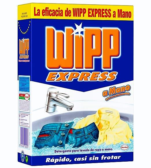 Wipp Express Detergente Ropa en Polvo - 500 gr