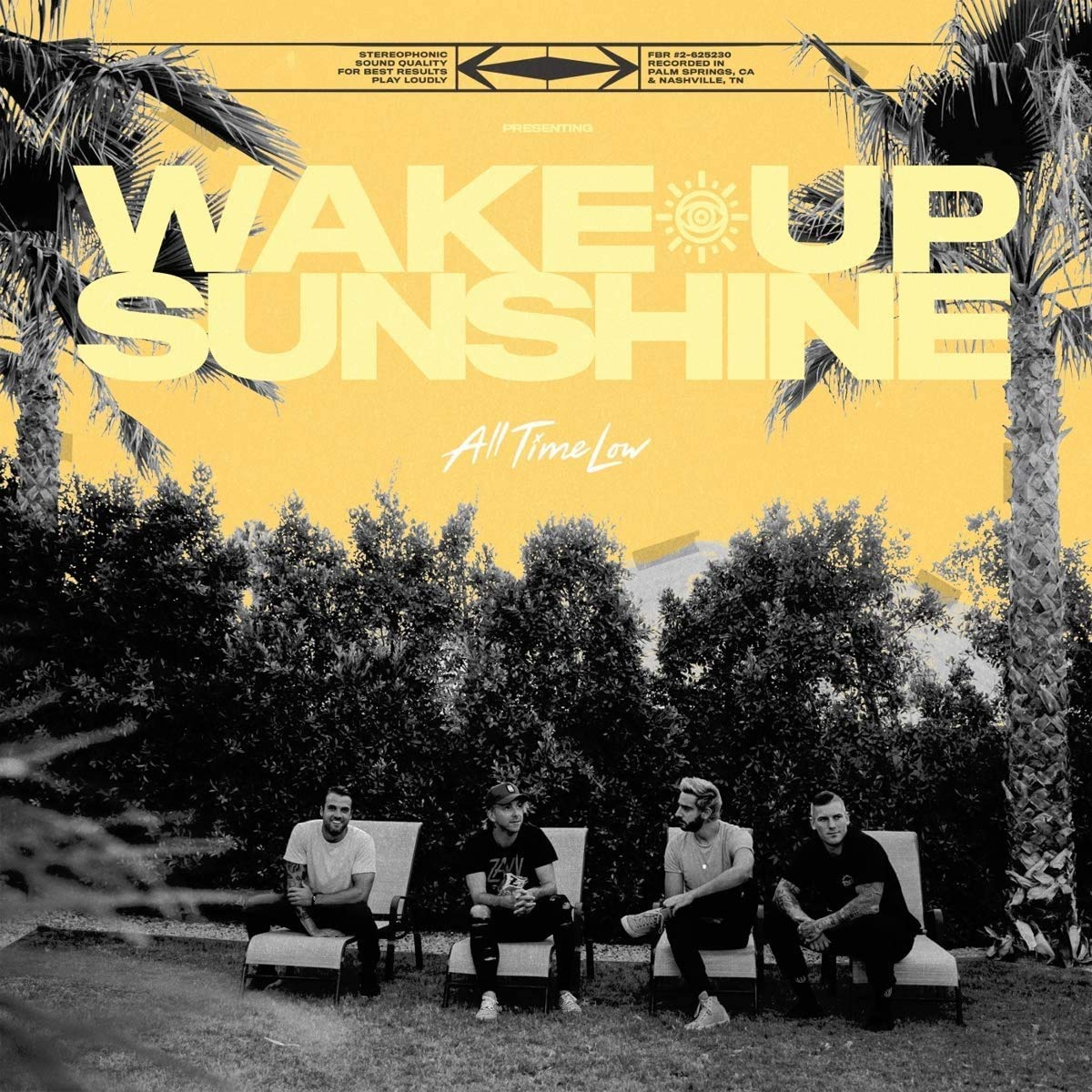 All Time Low - Wake Up Sunshine : All Time Low, All Time Low: Amazon.es:  CDs y vinilos}