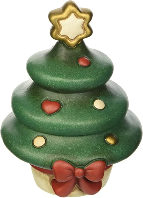 Albero Di Natale Thun Prezzo.Thun Scatolina Albero Di Natale Oggetti Decorativi Ceramica Variopinto Amazon It Casa E Cucina