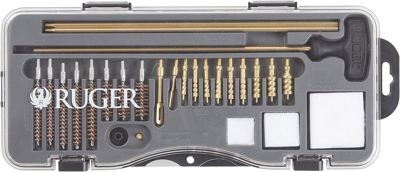 GUGULUZA Parches de limpieza de armas de algod/ón limpiador de rifle o escopeta.