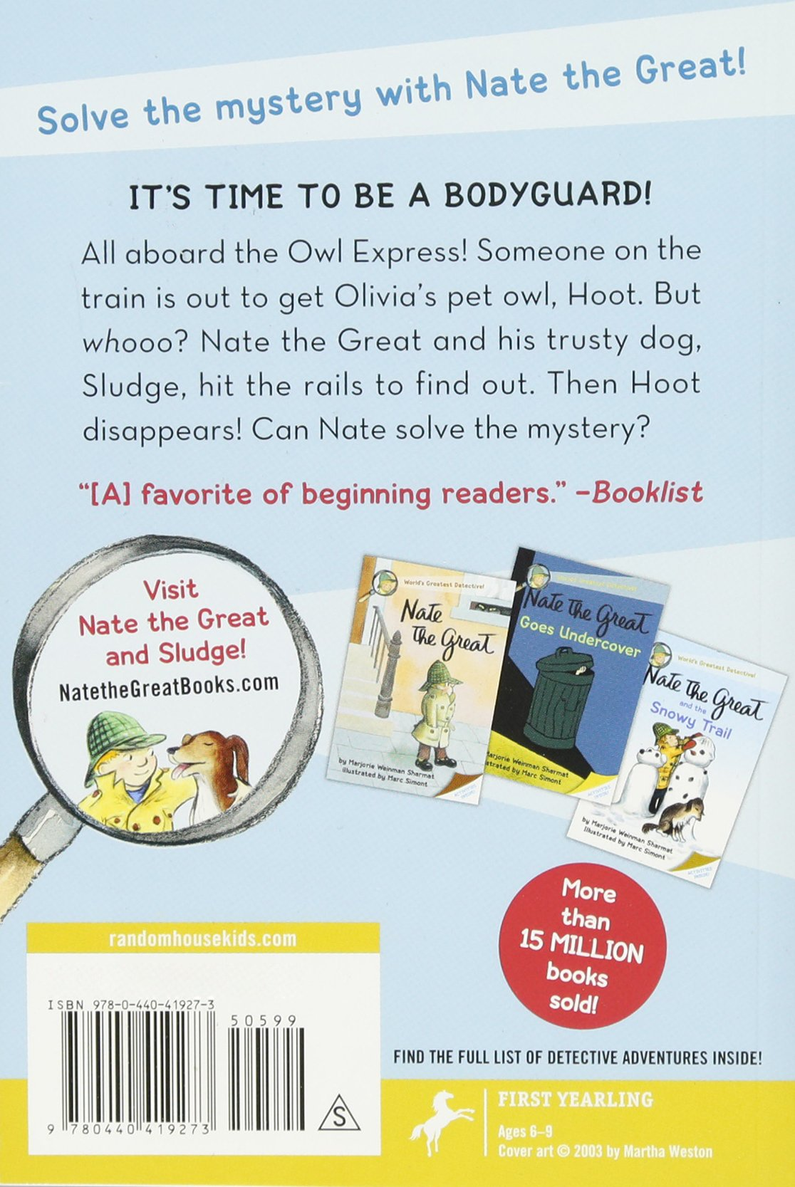 amazon com nate the great on the owl express 0000440419271
