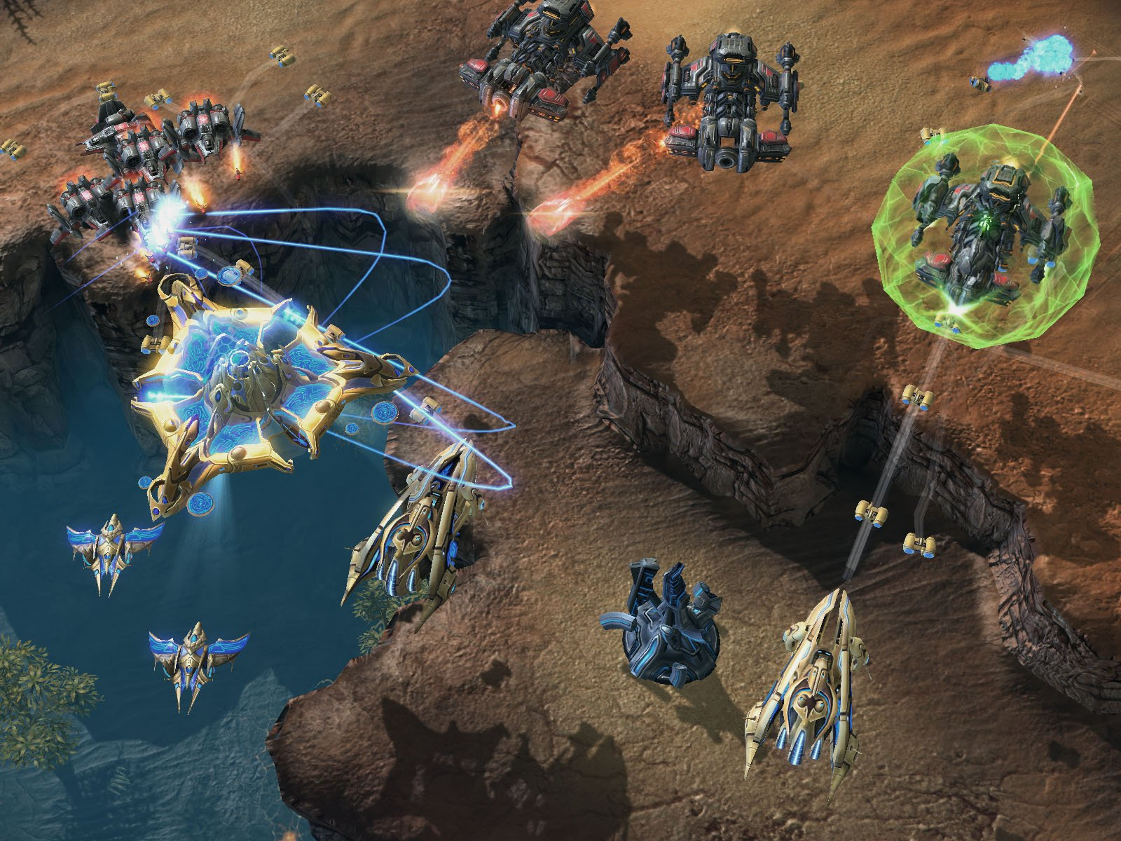 Starcraft II: Wings of Liberty Collector's Edition - PC by Blizzard Entertainment (Image #4)