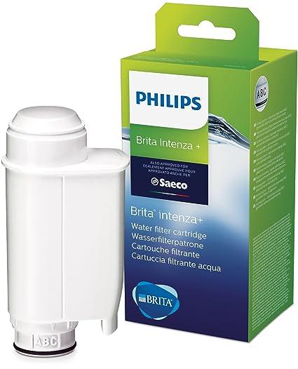 Philips CA6702/10 Filtro de Agua Brita para Máquinas de Café Espresso Manuales y Automáticas