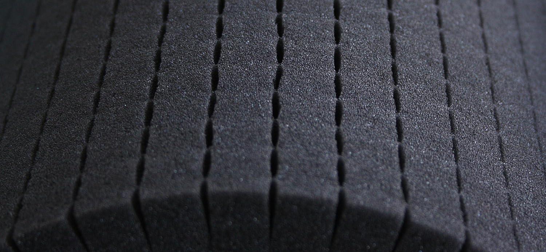 Pick and Pluck Pre-Cubed Foam Tray Feldherr 1000 mm x 500 mm x 10 mm Raster 15 mm