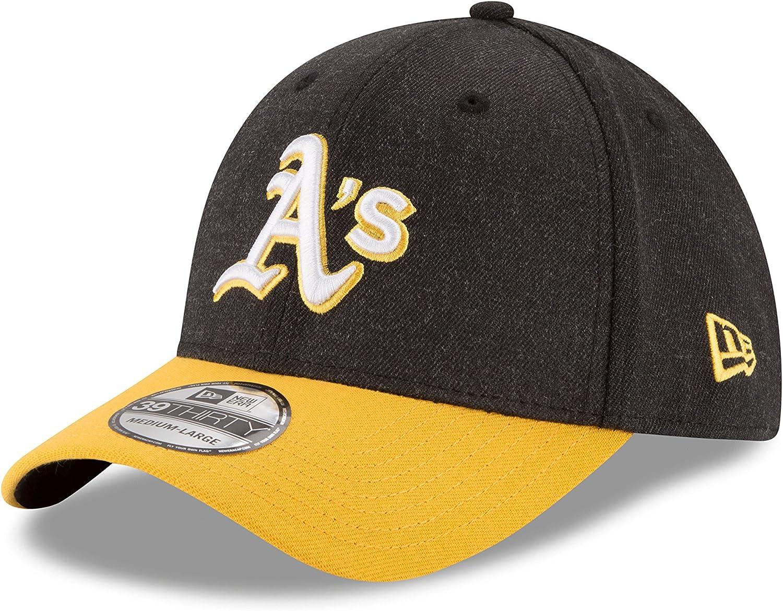 New Era MLB Oakland Athletics Change Up Classic 39Thirty Stretch Fit Cap