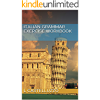 Italian Grammar Exercise Workbook