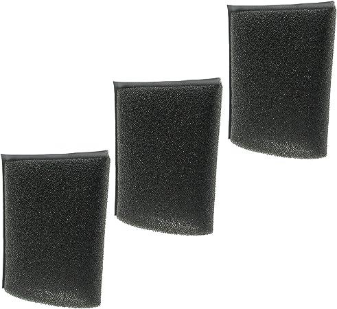 Spares2go filtro de espuma para aspiradora Karcher (Pack de 3): Amazon.es: Hogar