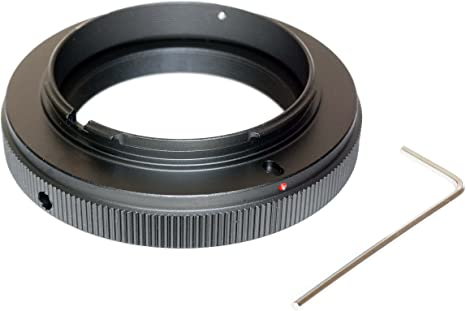 T2 Lente/telescopio a Nikon Adaptador de Montura (Compatible con ...