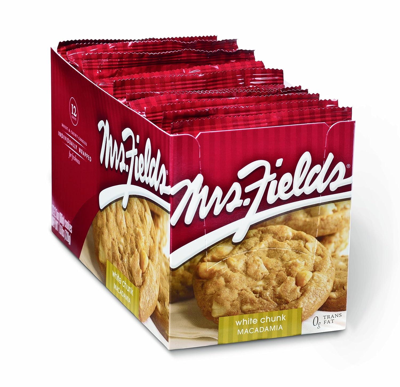 Mrs. Campos Cookies, Chunk Nueces de Macadamia, 8 – Count ...