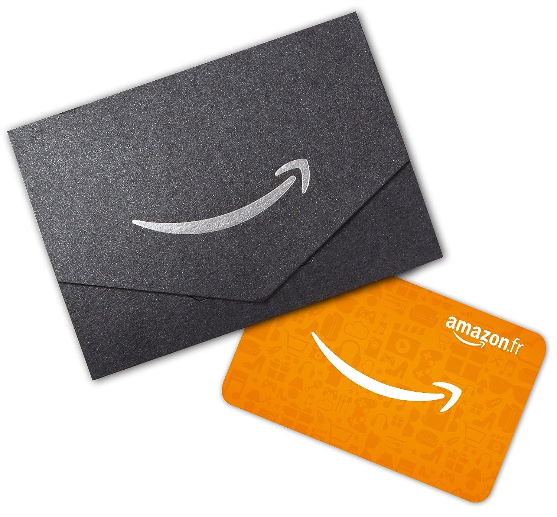 Carte cadeau Amazon.fr dans une petite enveloppe - Livraison gratuite en 1 jour ouvré VariableDenomination