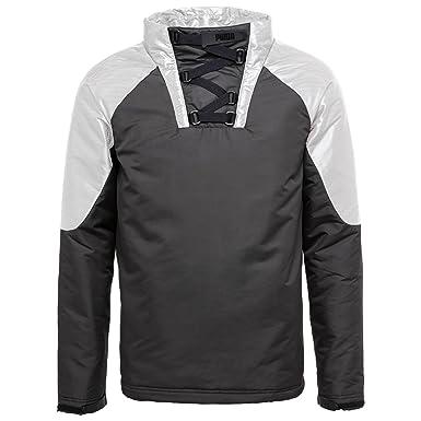 d867cb12c7e0 Puma Men s Select EVO Statement Jacket 572596 (White Dark Grey ...