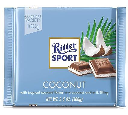 Ritter sport - Coco 30% de cacao - 100gr