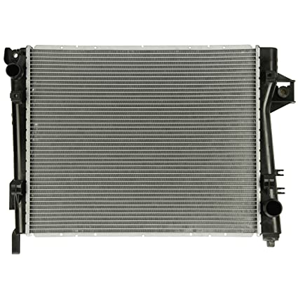 Spectra Premium CU2479 Complete Radiator for Dodge RAM