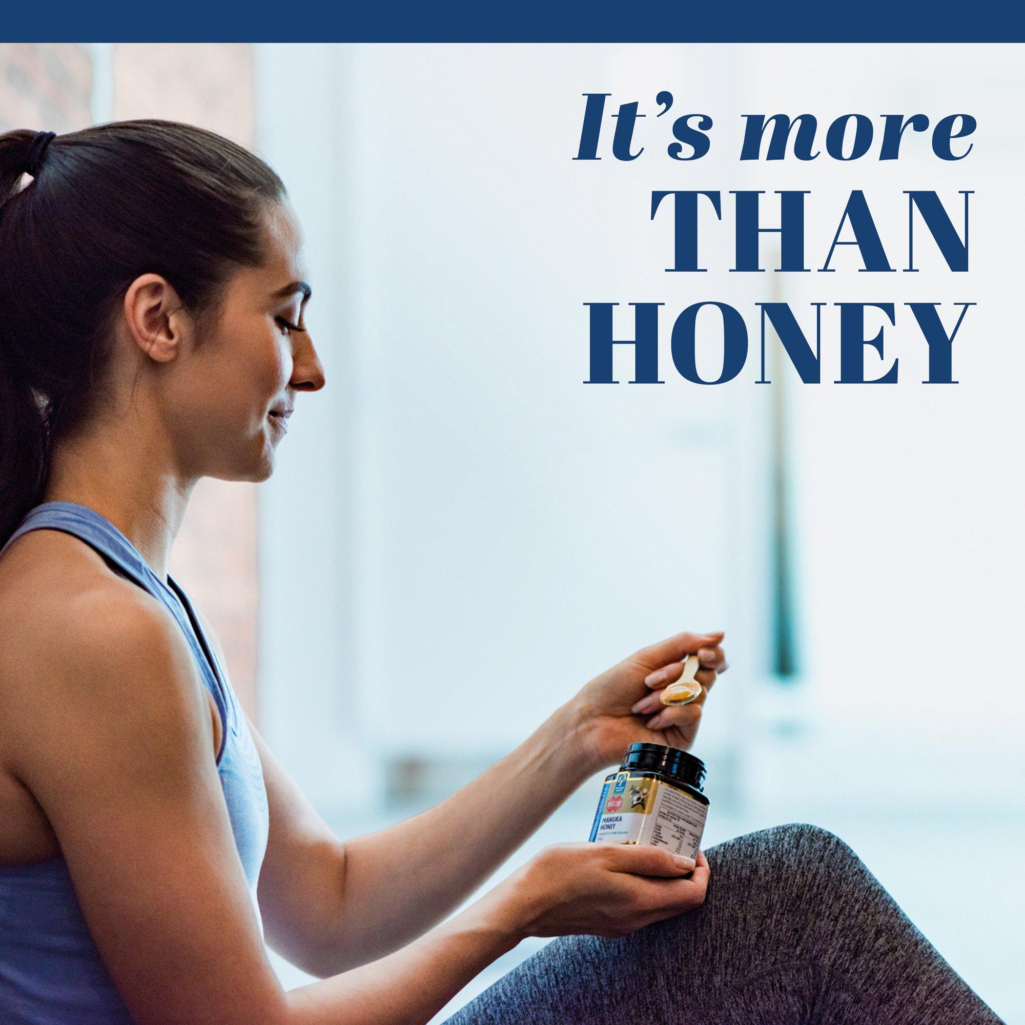 MANUKA HEALTH - MGO 550+ Manuka Honey, 100% Pure New Zealand Honey, 8.8 oz (250 g) (FFP) by Manuka Health (Image #8)