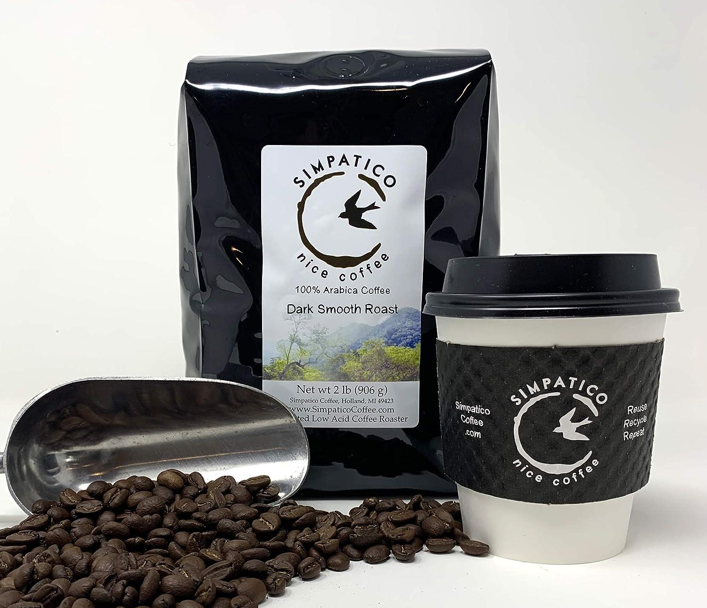 Simpatico Low Acid Coffee - Regular