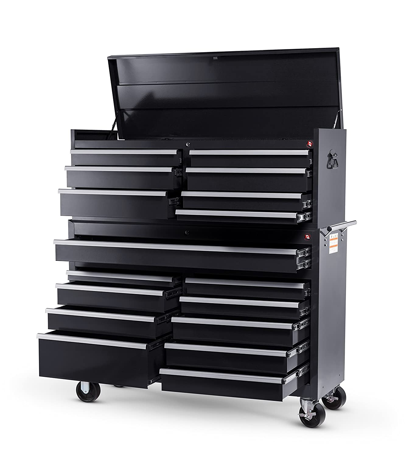 SPG International Drawer Tool Chest and Cabinet WRC-5417BK