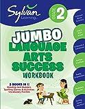 2nd Grade Jumbo Language Arts Success Workbook: Activities, Exercises, and Tips to Help Catch Up, Keep Up, and Get Ahead (Sylvan Language Arts Super Workbooks)
