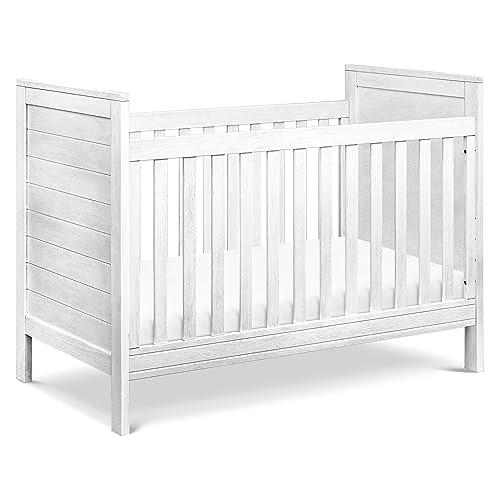 DaVinci Fairway 3-in-1 Convertible Crib in Cottage White, Greenguard Gold Certified