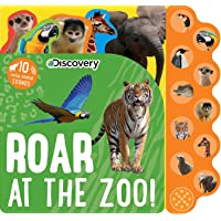 Discovery: Roar at the Zoo! (10-Button Sound Books)