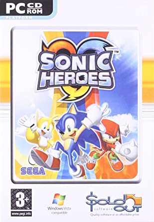Buy Sonic Heroes (PC) Online at Low Prices in India | Sold Out