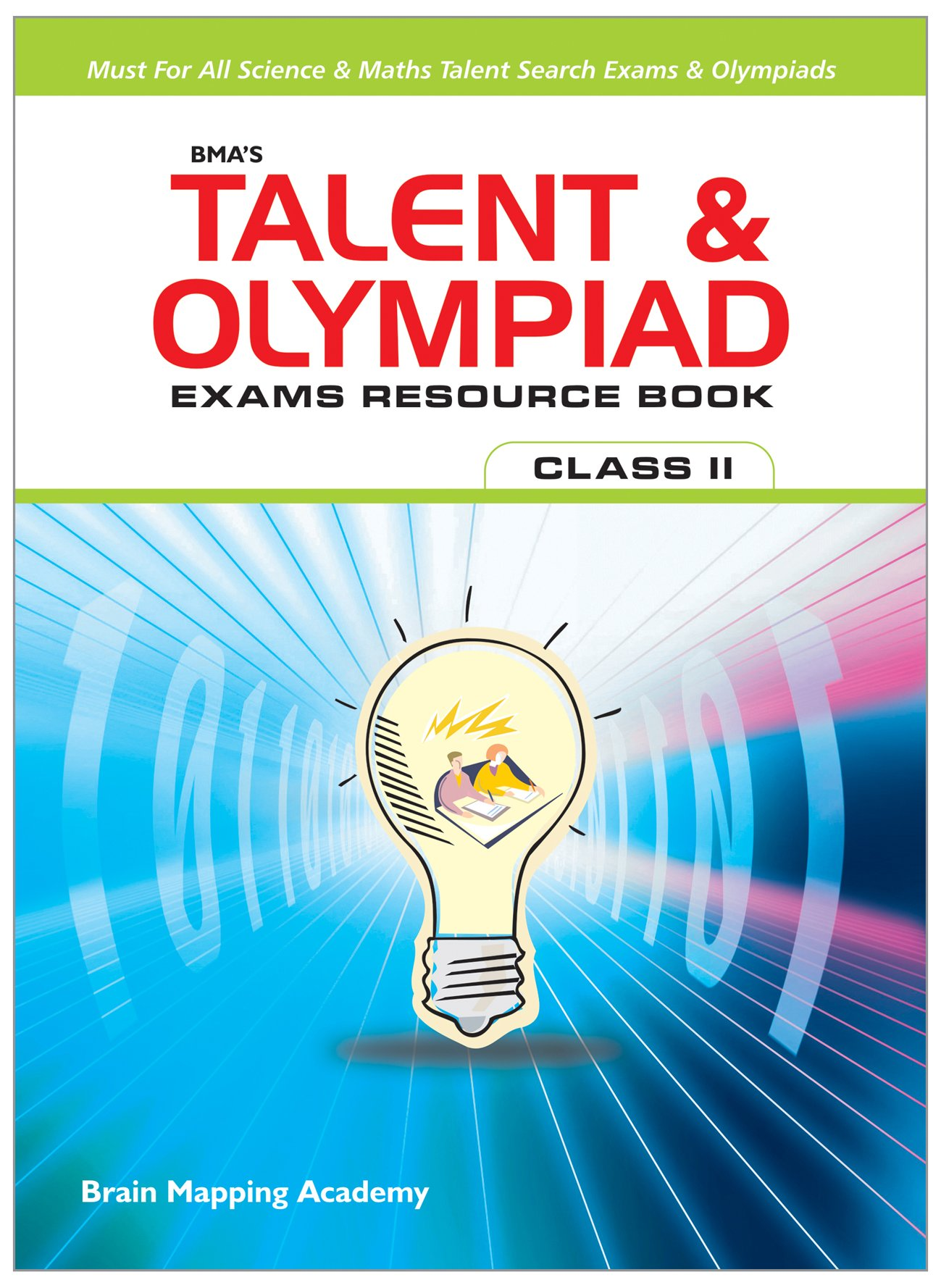 BMA\'s Talent & Olympiad Exams Resource Book for Class 2: Brain ...