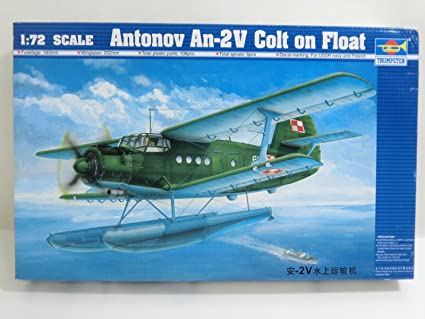 Amazon | 1/72 アントノフ An-2...