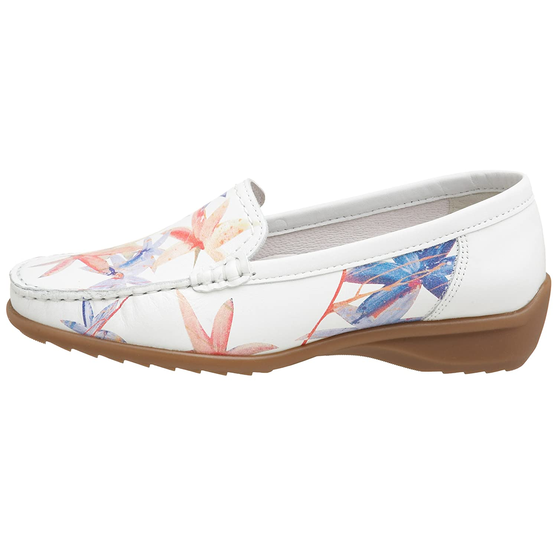 Amazon.com | ARA Womens Atlanta Moccasin | Loafers & Slip-Ons