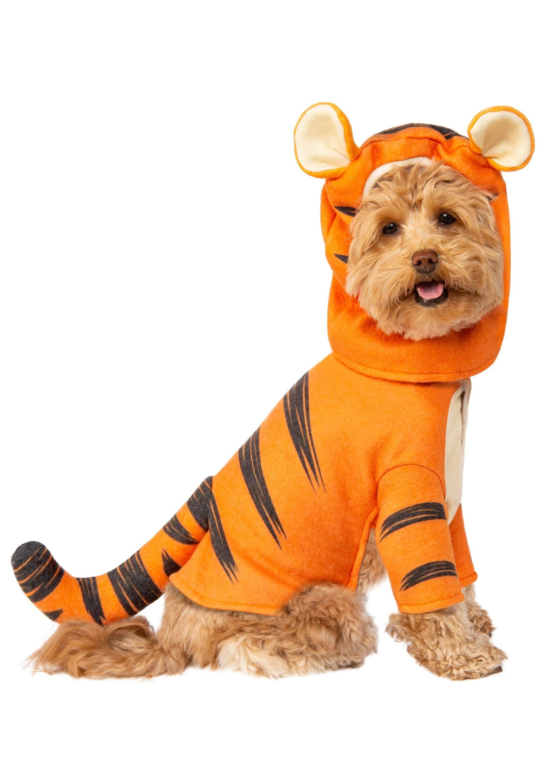 Rubie's Disney: Winnie the Pooh Pet Costume, Tigger, X-Large by Rubie's