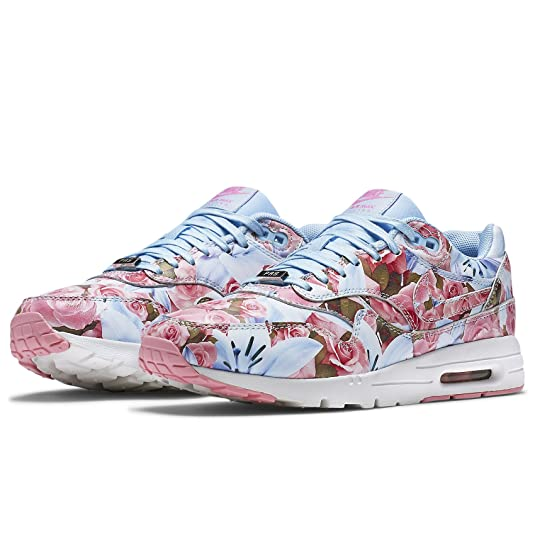 newest d3571 99793 Nike Air Max 1 Ultra LOTC QS Paris City Collection 747105-400 Pink Women s  Shoes, Size 10 US  Amazon.ca  Shoes   Handbags