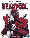 Deadpool Double Pack [Blu-ray]
