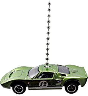 Hot wheels ford shelby mustang car diecast ceiling fan light pull ford diecast car ceiling fan light pull ornament 164 scale ford gt40 aloadofball Choice Image