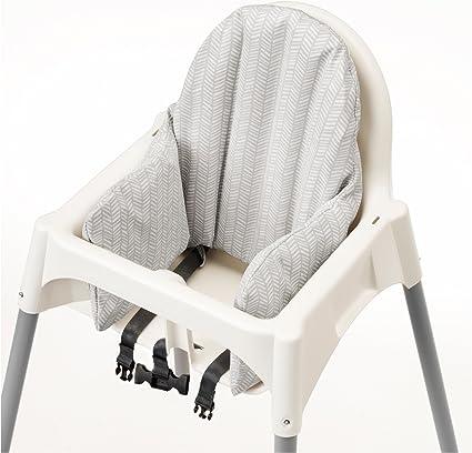 Chaise Haute Ikea Antilop Avec Plateau Ceinture De Sécurité