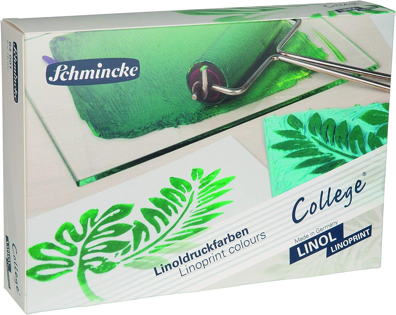 100 ml = 6.65 EUR Schmincke College Linoldruckfarbe 75 ml