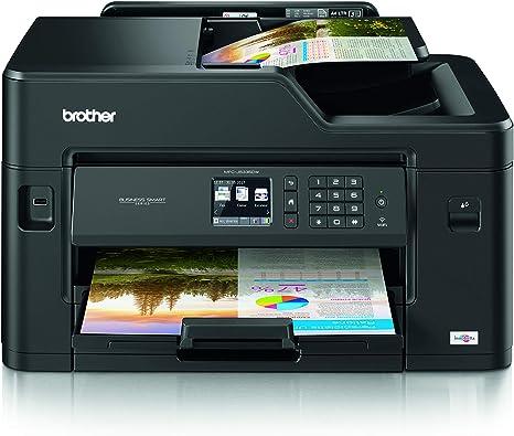Brother Impresora multifunción 3 en 1 Inyección de Tinta Negro ...