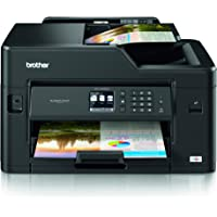 Brother MFC-J5335DW Imprimante Multifonction 4 en 1 Jet d'Encre | Business Smart | Imprime jusqu'au format A3 | AirPrint | WiFi & WiFi Direct