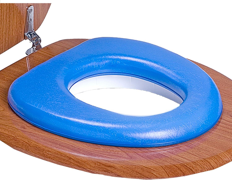 Blu reer Riduttore imbottito per WC blau per bambini