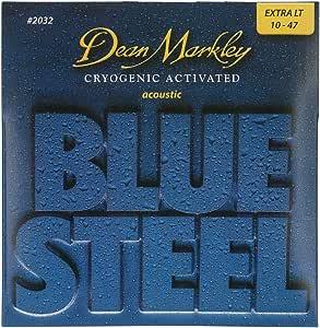 Dean Markley DM-2032-XL - Juego de cuerdas para guitarra acústica ...