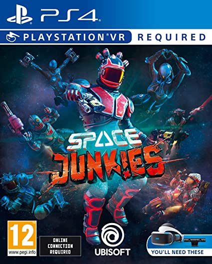 Space Junkies (PSVR Required): Amazon.es: Videojuegos
