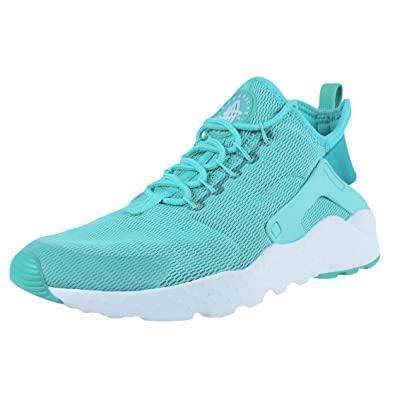 8972b09c230 Nike W Air Huarache Run Ultra, Women's Trainers, Turquesa (Hyper Turq /  White