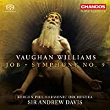 Vaughan Williams: Job; Symphony No 9 [Chandos: CHSA 5180]