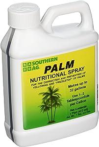 Southern Ag 01972 Palm Nutritional Nutrional Spray, 16oz