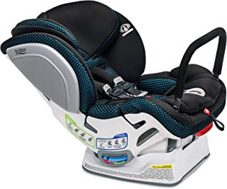 product image for Britax Advocate ClickTight Convertible Car Seat   3 Layer Impact Protection - Rear & Forward Facing - 5 to 65 Pounds + Cool Flow Ventilating Fabric, Cool Flow Teal